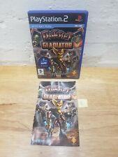 Ratchet Gladiator - PS2 PlayStation 2  B