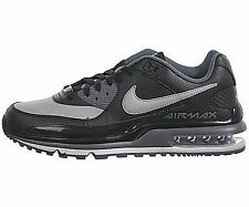 Air Max Wright Mens Shoes 317551-020 Blk/Drk Gry/Lt Gry Sz 9.5 leather