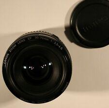 Canon EF Mount Zoom 35-70mm 1 : 3.5 - 4.5 Lens +++++ NICE +++++