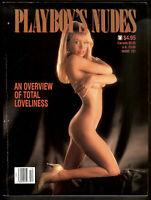 Playboy's NUDES #2 (Very Good) Pamela Anderson (1991) Nia Breeon, Barbi Twins