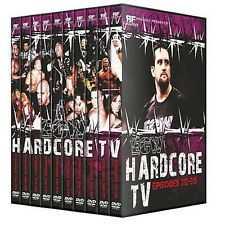 ECW Hardcore TV Volume 7 Complete 10 DVD Set, Wrestling Rob Van Dam  Raven Sabu