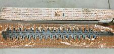 "STIHL GENUINE OEM Cutter Hedge Bar Trimmer Blade 600 mm 24"" 4237 710 6053 HS81T"