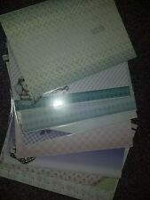 Hunkydory - Smudge And Mitten inserts set x16