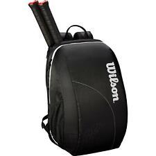 Wilson Federer Team Black/white Backpack