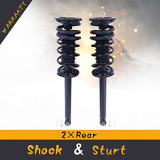 For 95-05 Chevrolet Cavalier Rear Quick Complete Struts & Coil Springs w/ Mounts