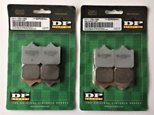 BMW S1000 RR /RR ABS/ SINTERED DISC PADS -DP-FRONT 4 PAD CALIPERS 2010-2015
