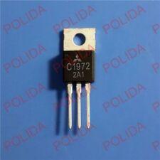1PCS RF/VHF/UHF Transistor MITSUBISHI TO-220 2SC1972 C1972 100% Genuine and New