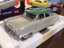 1:18 Diecast 1952 Nash Ambassador Airflyte By SunStar Platinum