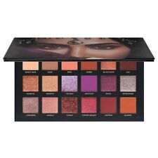 18 Farben Lidschatten Palette Matt Glitter Make-up Schimmer Kosmetik Huda Beauty