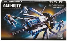 Mega Bloks Call of Duty 6863 Odin Space Station Strike Ages 14+ New Toy Boys Fun