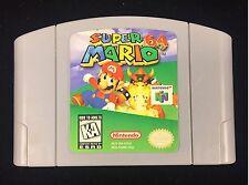 Nintendo 64 - Super Mario N64 Video Game Cartridge * Free Shipping * #9to5pawn
