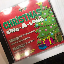 Christmas Sing A Long Cd Canada 2000 hxm23061 Rudolph The Red Nose Reindeer