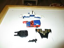 Transformers  G1 Victory Combiners MachTackle Figure & Weapons Lot