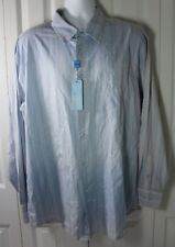 Tulliano Men's 2XL XXL 100% Cotton Embroidered Shirt NWT MSRP $89