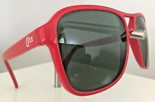 ULTRA RARE Vintage Authentic Ray Ban Kids Sunglasses. France. Cats. B&L. Red.