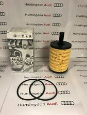 Genuine Audi Oil Filter - A3,A4,A5,A6,Q5,TT  071115562C