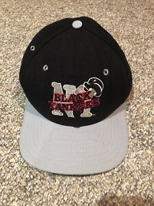 Vintage New Era Negro Leagues New York Black Yankees SnapBack