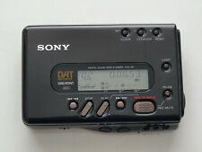 SONY WALKMAN TCD-D8 DAT PROFESSIONAL CASSETTE PLAYER/RECORDER DIGITAL AUDIO TAPE
