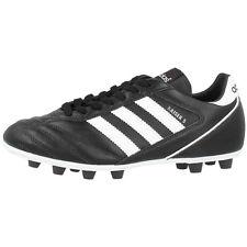 Adidas Kaiser 5 lega FG Bianco Nero 40 2/3