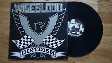 WISEBLOOD: DIRTDISH: LP Vinyl Record: First Press? - Erstpressung?