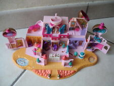 Château Polly pocket disney bluebird Aladdin Aladin