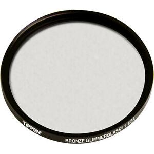 New Tiffen 67mm Bronze Glimmerglass 1 Filter Glimmer Glass Filters 67BRZGG1
