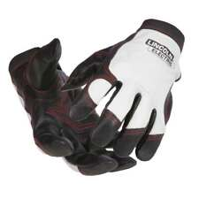 New listing Lincoln Electric K2977 Top Grain Cowhide/Pigskin Steel Worker Gloves 2X-Large