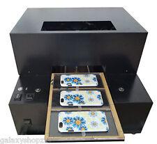 A4 Uv Printer Smallest Uv Flatbed Printer For Phone Cover Phone Case Printing
