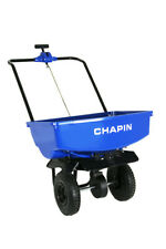 Chapin  Broadcast  Spreader  For Salt 70 lb. capacity