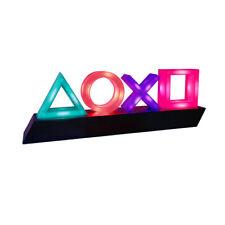 5V Playstation Lampe USB Symbole Icon Light Leuchte Premium Licht Acryl DE