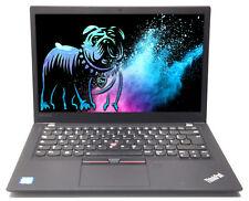 """Lenovo ThinkPad T470s 14"""" Notebook Full-HD i5-7300U 16GB RAM 256GB SSD Win10"""