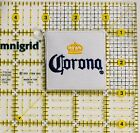 Corona Extra Beer Iron On Patch Mexican Lime Beaches Cereveza