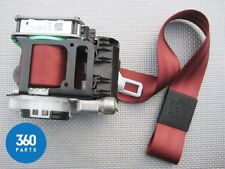 NEW GENUINE BENTLEY CONTINENTAL GT RIGHT FRONT RED SEAT BELT OFF 3W2857706ESFT