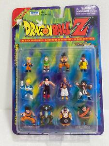 DRAGONBALL Z Mini Figures Series 5 - 8 by Irwin Toys
