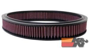 K&N Replacement Air Filter For MERCEDES-BENZ 190E L6-2.6L  1987-93 E-2866