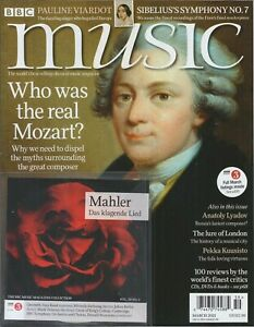BBC CLASSICAL MUSIC MAGAZINE #59 / WHO IS THE REAL MOZART?