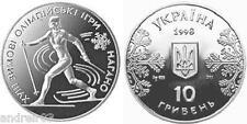 Commemorative coin FIFA World Cup 2004 Ukraine Україна Silver 10 UAH футбол MC46