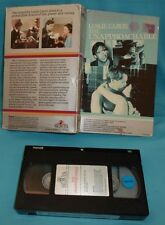 The Unapproachable VHS Video in Original Large Box Leslie Caron MGM/UA