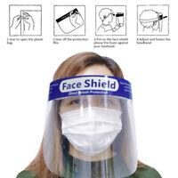 Gouttelettes anti-buée transparentes anti-poussière protègent  revêtement facial