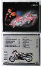 JOHNNY HALLYDAY Au Zenith .. Rare Original 1984 France Black Philips 2-CD-Box