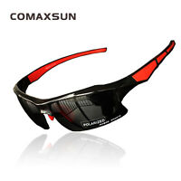 Polarized Cycling Glasses Bike Casual Sports Sunglasses Outdoors Goggle 3 Color