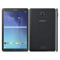 Samsung Galaxy Tab E SM-T377V 16GB, Wi-Fi + 4G (Verizon) - Black - Pristine (A)