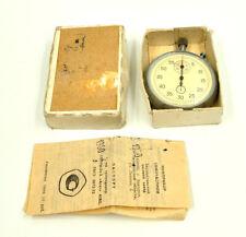 Rare! Agat Vintage Ussr Russian Soviet stopwatch Chronometer 16 jewels 2677 4295