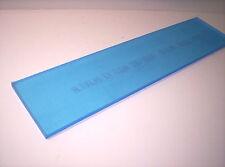 6577) cristal acrílico, Polimetilmetacrilato, transparente, 10mm