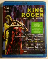 KING ROGER Karol Szymanowski - MINT NEW BLU-RAY SET!!