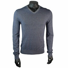 GANT Cotton Thin Knit V Neck Jumpers & Cardigans for Men