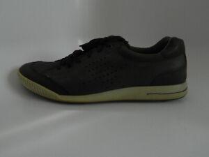 Mens Ecco Hydromax Gray Golf Shoes Size 11-11.5 (EU 45)