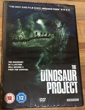 The Dinosaur Project DVD NEW DVD Sealed