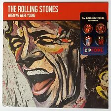 Rolling Stones When We Were Young Ltd Num NEW + 4x GIFT'S Let It Bleed Satanic