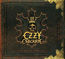 Ozzy Osbourne - Memoirs of a Madman - Best Of / 17 Greatest Hits - CD Neu & OVP